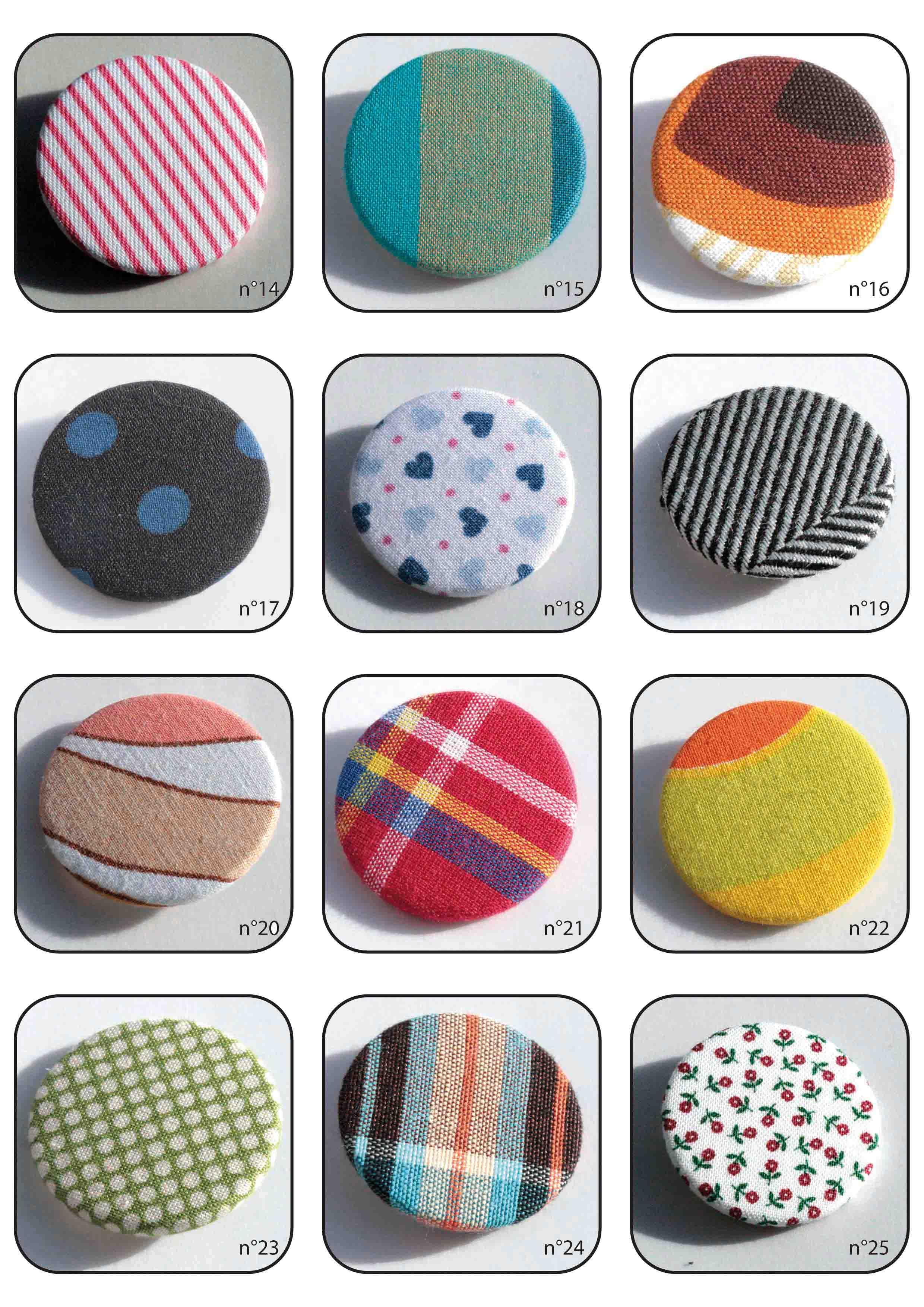 badge tissu